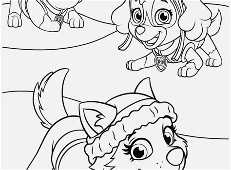 Rubble Paw Patrol Coloring Page at GetDrawings Free download