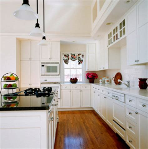Shaped Kitchen Designs Kitchens Design Ideas