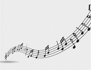 Music Notes Background Vector (Free)   Free Vector Archive