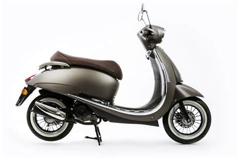 motorroller rivero vento  euro  roller scooter matt