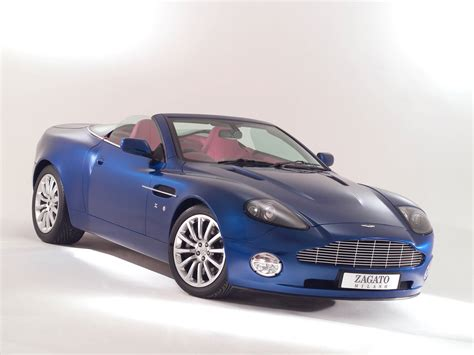 2004 Aston Martin by 2004 Aston Martin Vanquish Roadster Image