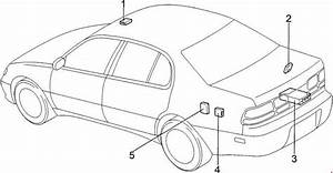 1996 Lexus Gs300 Fuse Box Diagram