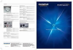 Olympus Endo Capsule Brochure If Not Then