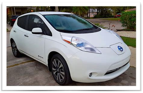 nissan leaf service check chat cleantechnica