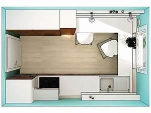 Kleine Küche Mit Essplatz : mehr komfort in einer kleinen k che ~ Frokenaadalensverden.com Haus und Dekorationen