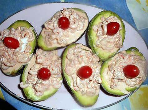 avocat cuisine recette recette d 39 avocats aux crevettes et tomates séchées
