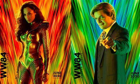 CCXP 2019: trailer de Mulher Maravilha 1984 da Warner Bros