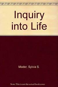 Lab Manual For Inquiry Into Life Novel Pdf