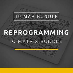 The Mind Reprogramming IQ Matrix Bundle