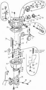 Rochester 1 Barrel Carburetor Diagram