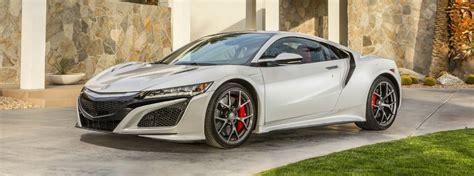 How Fast Can The 2017 Acura Nsx Go 0 To 60 Mph?