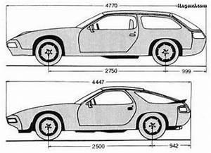 Porsche 4 Places : porsche 928 4 longue 4 places de 1984 le cadeau d anniversaire de ferry porsche pour ses 75 ~ Medecine-chirurgie-esthetiques.com Avis de Voitures