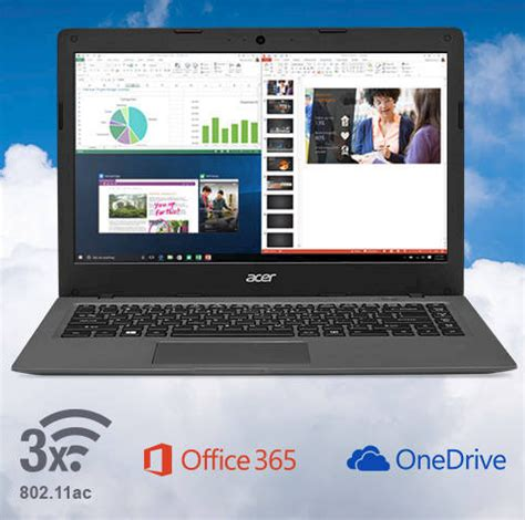 Acer Aspire One Cloudbook 14 Review  Affordable, Fast And