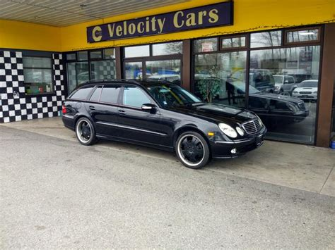 We're sorry, our experts haven't reviewed this car yet. 2004 Mercedes-Benz E320 Wagon AWD 4MATIC AT 98K Outside Victoria, Victoria