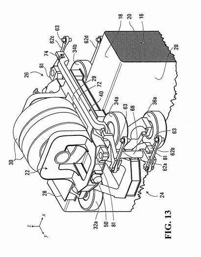 Bogie Patents Monorail Claims Drawing