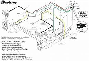 Fisher Homesteader Plow Wiring Diagram