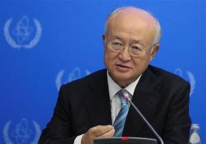 U.N. nuclear watchdog chief says Iran playing by the rules ...