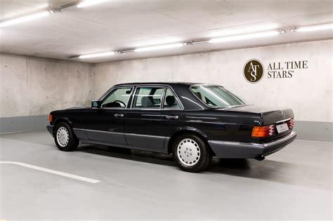 Mercedesbenz W 126 560 Sel  Mercedesbenz En