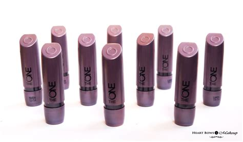 oriflame the one matte lipstick review swatches price