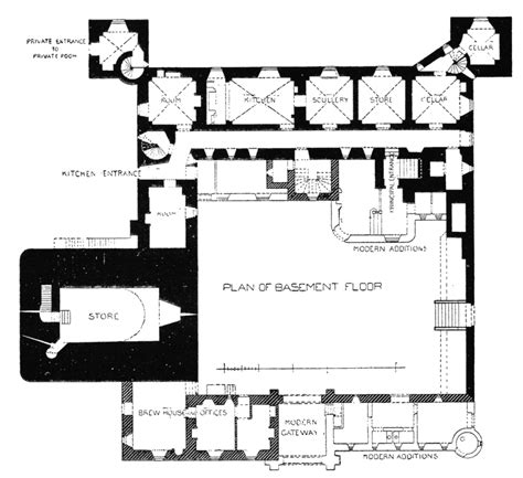 small mansion floor plans drum castle and gardens the castles of scotland