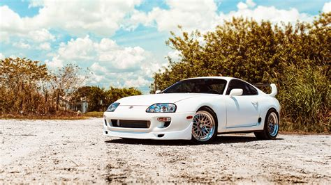 Toyota Supra Wallpapers Hd / Desktop And Mobile Backgrounds