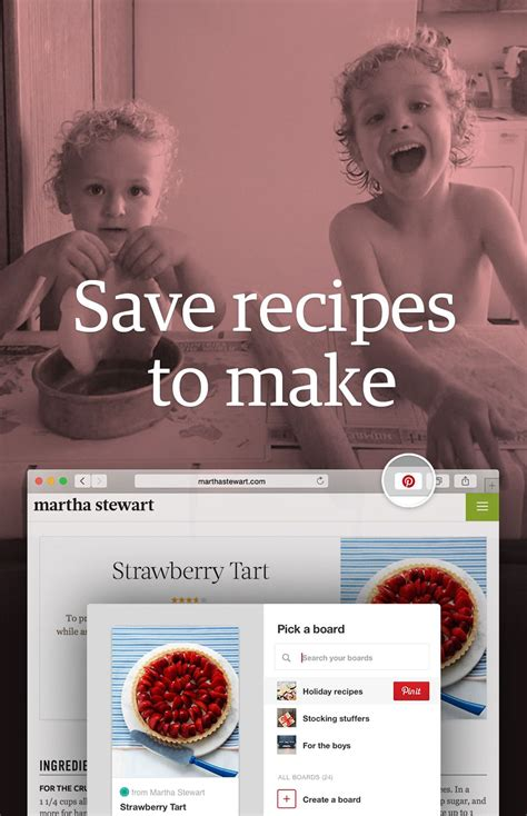 Get Pinterest Button Pin Tip Get The Pinterest Browser Button To Save Creative