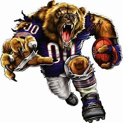 Bears Chicago Nfl Bear Football Logos Team