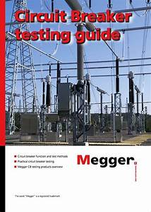 Guidelines For Hv Circuit Breaker Function And Test
