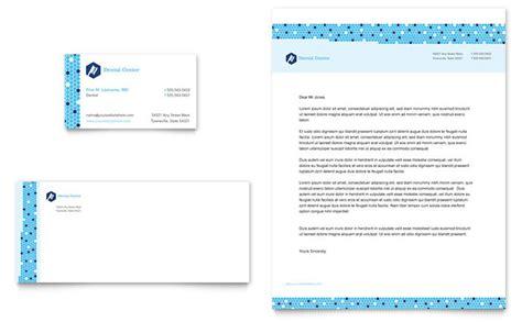 dentistry dental office business card letterhead