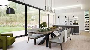 Kitchen And Dining Room In A Modern Extension Lli Design