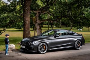 At the core, its aggressive appearance is matched only by its. 2021 Mercedes-AMG C63 Coupe Exterior Photos | CarBuzz