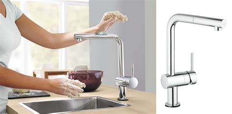robinet grohe cuisine robinet cuisine grohe minta touch cmr