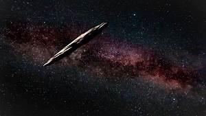 Interstellar Asteroid Oumuamua Has Grayish-Red Organic ...