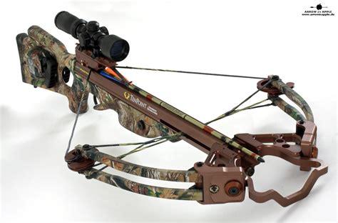 arm brust tenpoint phantom cls crossbow at arrow in apple
