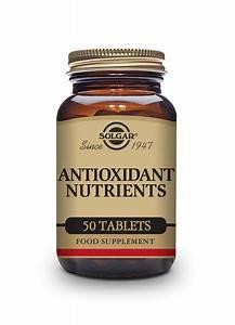 Antioxidant Nutrients Tablets