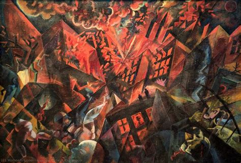 explosion george grosz - Google Search | Explosion ...