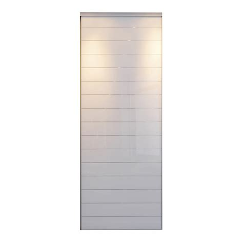 porte placard sur mesure castorama porte de placard coulissante sur mesure optimum uno de 80 1 224 100 cm leroy merlin
