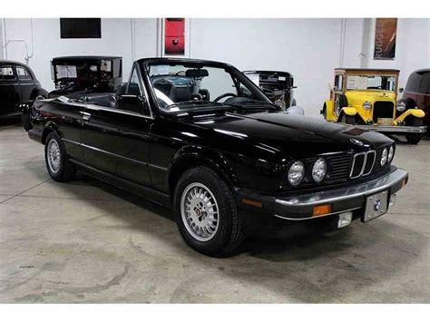 1987 Bmw 325i For Sale
