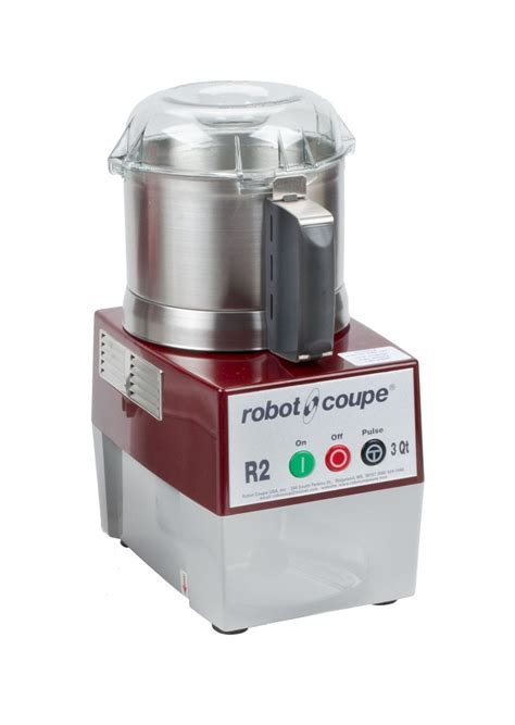Robot Coupe R2 ULTRA B 3 Quart Stainless Food Cutter Mixer