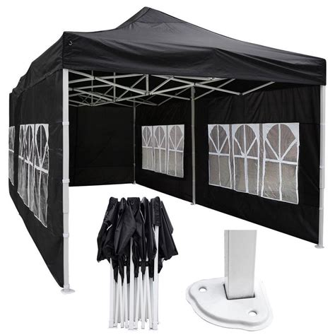wholesale canopy tent  waterproof pop  canopy tent  sides  display outlet