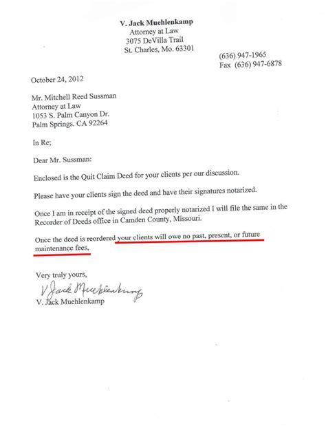 timeshare cancellation letter sample sample business letter
