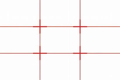Rule Thirds Grid Composition Horizontal Improve Lines
