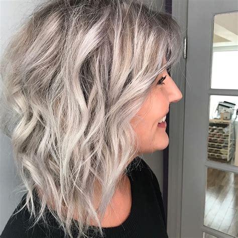 25 Exciting Medium Length Layered Haircuts PoPular Haircuts