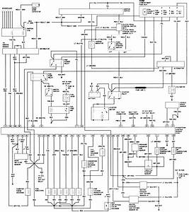 1991 Ford Ranger Radio Wiring Diagram