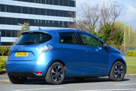 Renault Zoe Ze40 Review Greencarguidecouk