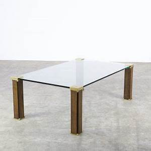 60s Louis Van Teeffelen Extandable Dining Table For WB