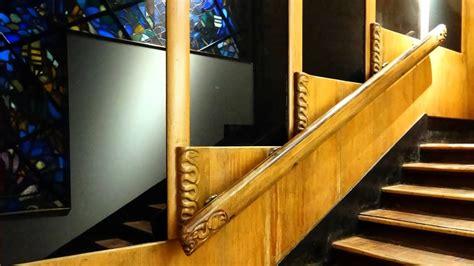 trappenhuis van de bijenkorf  den haag amsterdamse school youtube