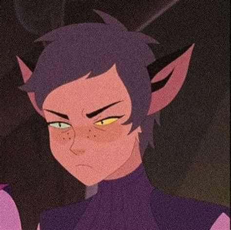 She Ra Catra Icon Cat Girl Cute Profile Pictures Cute
