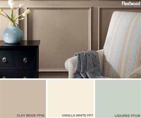 subtle colors a subtle pastel colour scheme from fleetwood paints