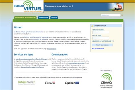 csaffluents qc ca bureau virtuel bureau virtuel 1 tutoriel connexion bureau virtuel ccs